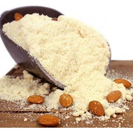 Farinha de Amendoa com Pele