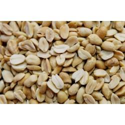AMENDOIM S/PELE TORRADO NATURAL (1 KG)